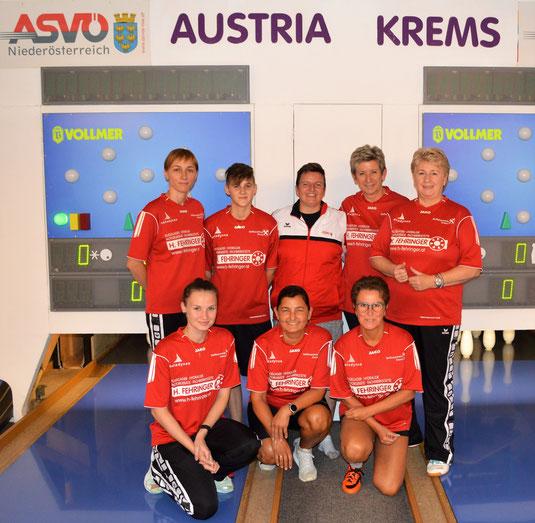 KSK Austria Krems - 1. Bundesliga Damen