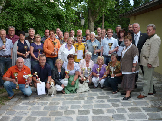 Siegerfoto _ 31. Kremser Amateurmeisterschaft 2011