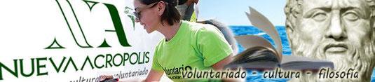 Nueva Acrópolis voluntariado