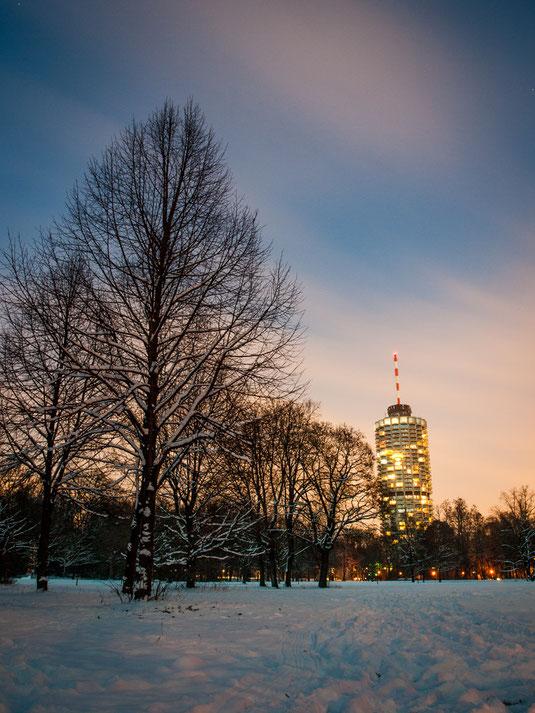 Hotelturm-Winter