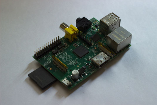 My Raspberry PI