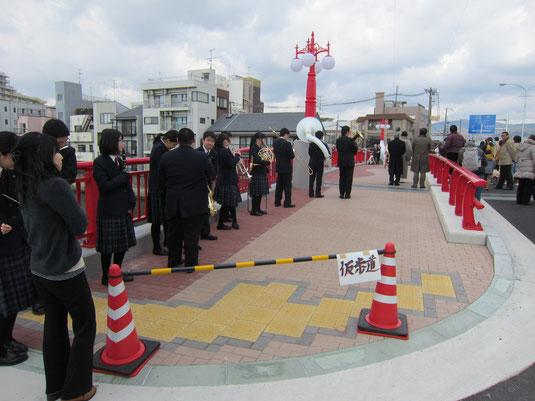 新川橋架替祝賀式の写真4