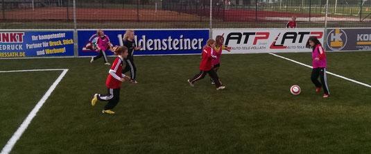 Mini-Spielfeld Sportclub Kirchenthumbach