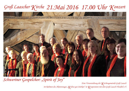 "Andrea Weinke-Lau, Verein Groß laasch Flexibel, Akrionstag ""Kultur gut Stärken"" 21.05.2016"
