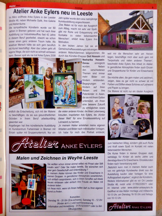 Weyher Magazin Juni 2014