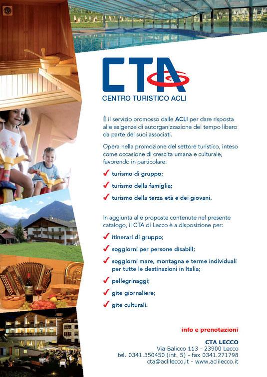 Proposte viaggi e soggiorni - Benvenuti su AcliLecco.it