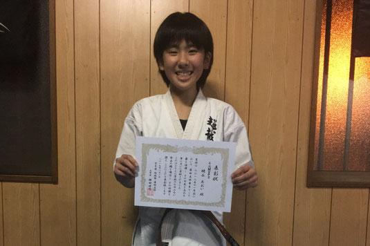 空手 キックボクシング 埼玉県 蓮田 東大宮 MVP