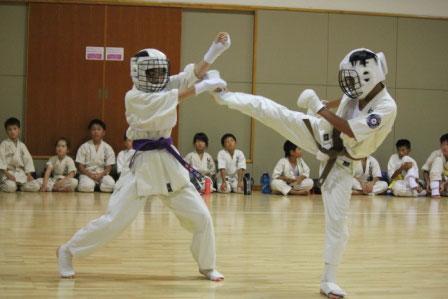 空手 キックボクシング 埼玉県 蓮田 東大宮 審査