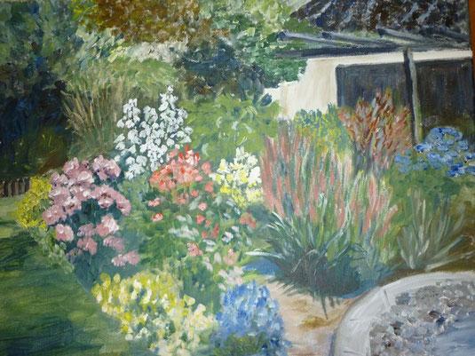 Mein Garten - Juni 2012
