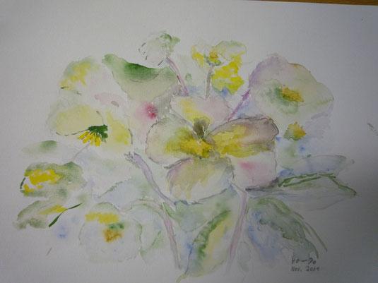 """"""" Ein Hauch von Blüten"""" Nov.2011"""
