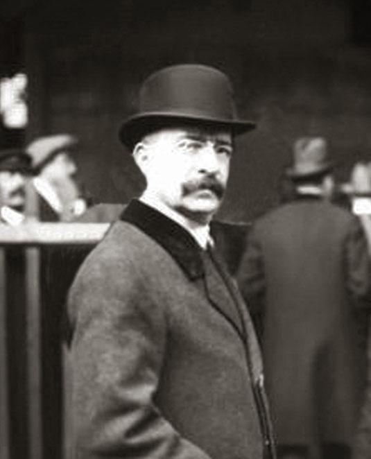 M. Ducrot Agent général pour la Compagnie Générale Transatlantique au Havre