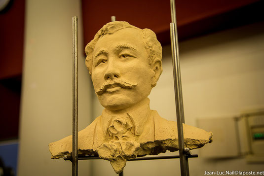 Buste de Jules Durand