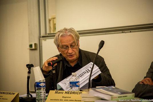 Gilles Manceron Ligue des Droit de l'Homme