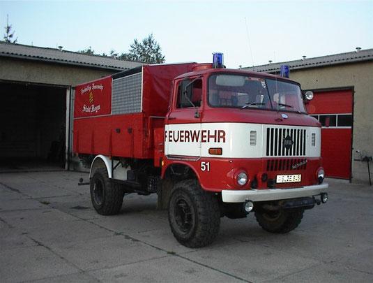 Hilfsrüstwagen