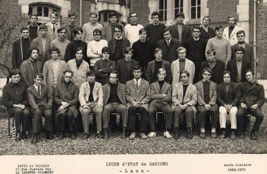 Laon 1970 -Terminale A