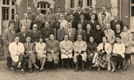 Laon 1965 -profs