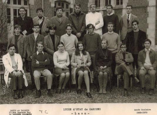 Laon 1970 -Terminale C