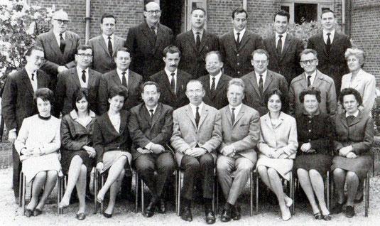 Laon 1964 -profs