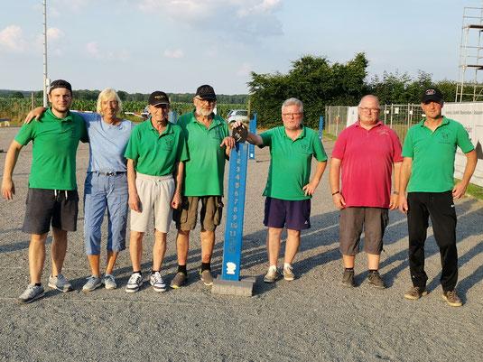 Sieben Siegreiche: Unser NPV-Pokal-Team 2