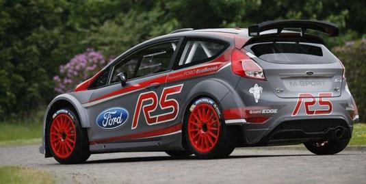 Fiesta R5