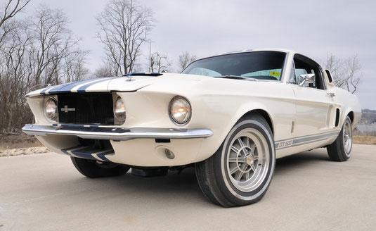 Mustang Super Snake 1967