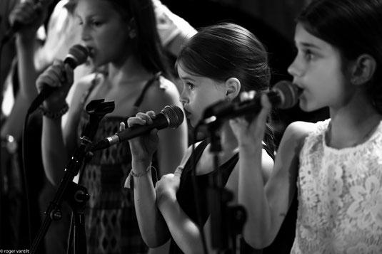 Chanter à l'école