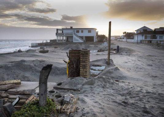Le futur de nombreuses plages méditerranéennes