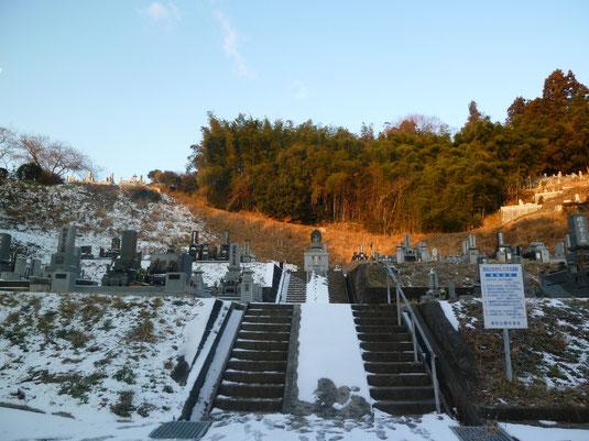 観音寺霊園墓地