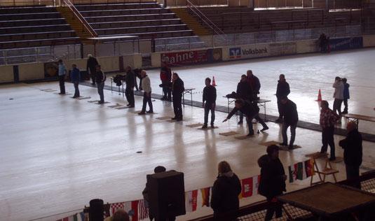 Die Quali 2016 im Eisstadion Braunlage