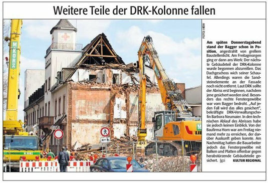Verein für Baukultur und Stadtgestaltung Kaiserslautern e. V. - DRK-Gebäude