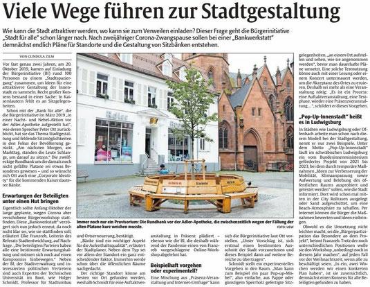 Verein für Baukultur und Stadtgestaltung Kaiserslautern e. V. - Bankenrettung