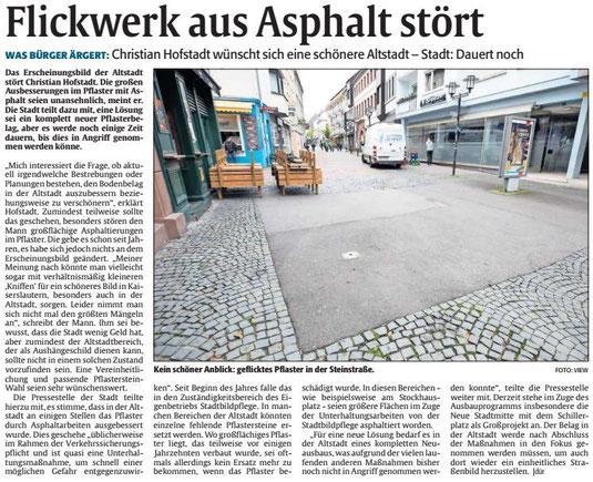 Verein für Baukultur und Stadtgestaltung Kaiserslautern e. V. - Altstadt