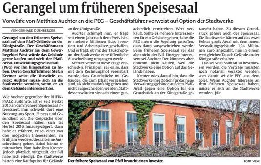 Verein für Baukultur und Stadtgestaltung Kaiserslauern e. V. - Pfaffgelände