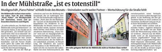 Verein für Baukultur und Stadtgestaltung Kaiserslautern e. V. - Mühlstraße Mall