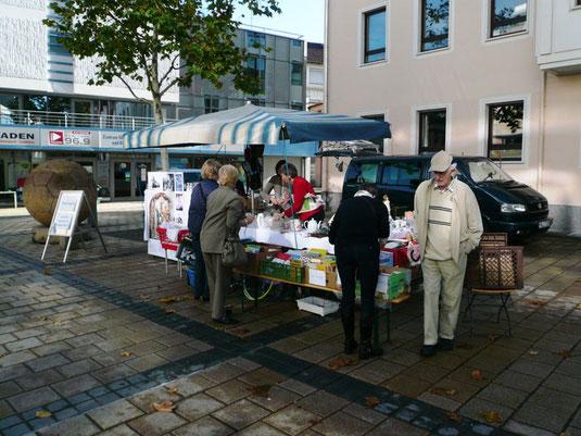 Verein für Baukultur und Stadtgestaltung Kaiserslautern e. V - Flohmarkt