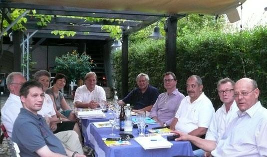 Verein für Baukultur und Stadtgestaltung Kaiserslautern e. V. - Gründungsversammlung