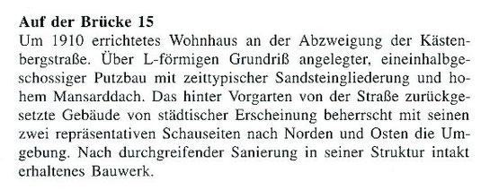 Verein für Baukultur und Stadtgestaltung Kaiserslautern e. V. - Siegelbach Ortsmitte