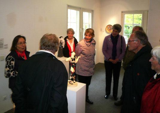 Verein für Baukultur und Stadtgestaltung Kaiserslautern e. V. - Majolika Führung Manufaktur
