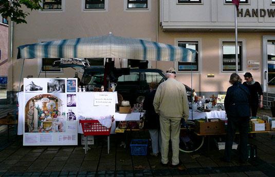 Verein für Baukultur und Stadtgetaltung Kaiserslautern e. V. - Flohmarkt