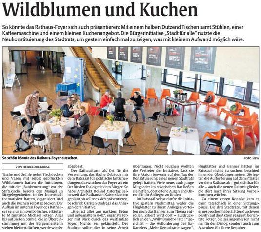 Verein für Baukultur und Stadtgestaltung Kaiserslautern e. V. - Stadt für alle