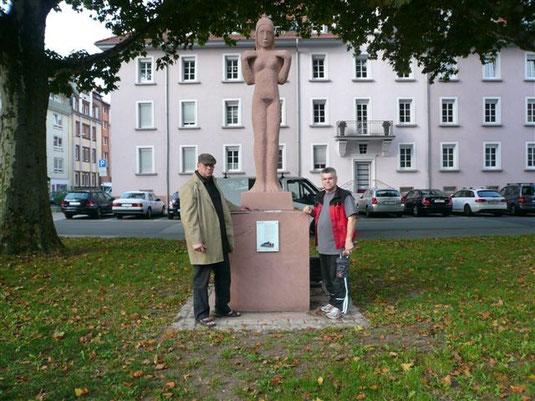 Verein für Baukultur und Stadtgestaltung Kaiserslautern e. V. - Kortermädchen