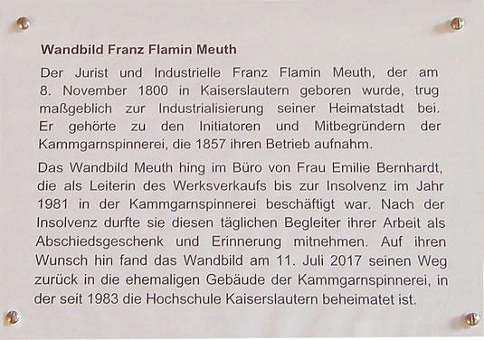 Verein für Baukultur und Stadtgestaltung Kaiserslautern e. V. - Meuth-Relief