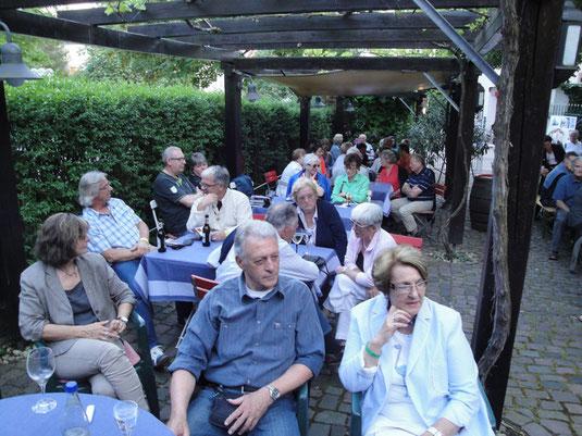 Verein für Baulultur und Stadtgestaltung Kaiserslautern e. V. - Lange Nacht der Kultur - Besucher1