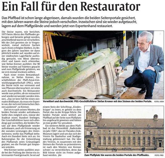 Verein für Baukultur und Stadtgestaltung Kaiserslautern e. V. - Pfaffbad