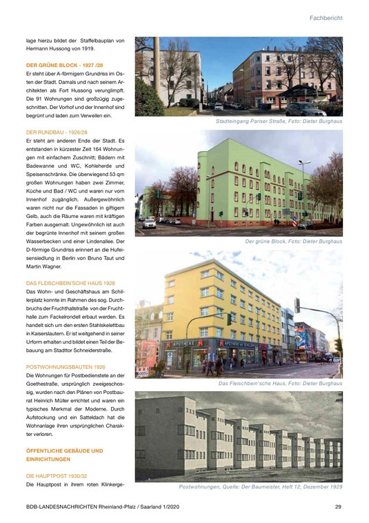 Verein für Baukultur und Stadtgestaltung Kaiserslautern e. V. - Bauhaus