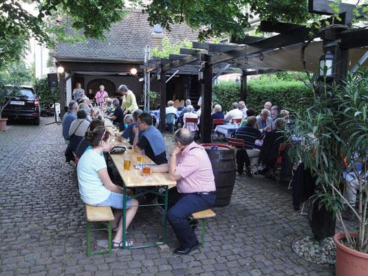 Verein für Baukultur und Stadtgestaltung Kaiserslautern e. V. - Lange Nacht der Kultur - Besucher3