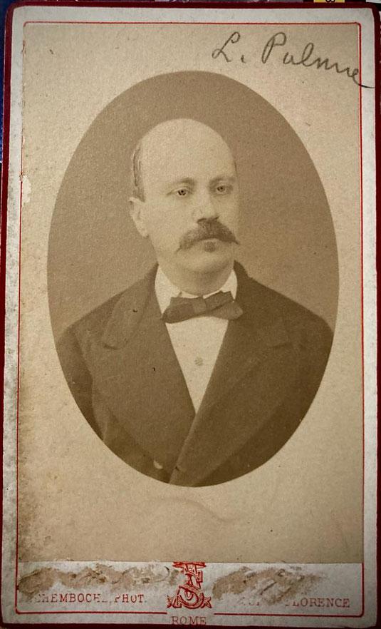 Luigi Palma (Foto di Luca Policastri)