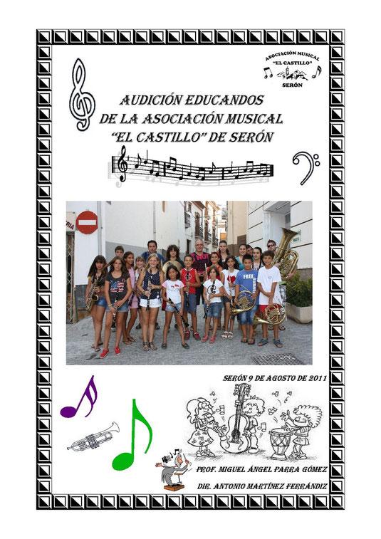 Juvenil Fiestas 2011