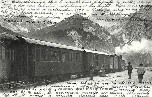 Gebr. Wehrli Kilchberg Zürich, gestempelt 13.09.1904