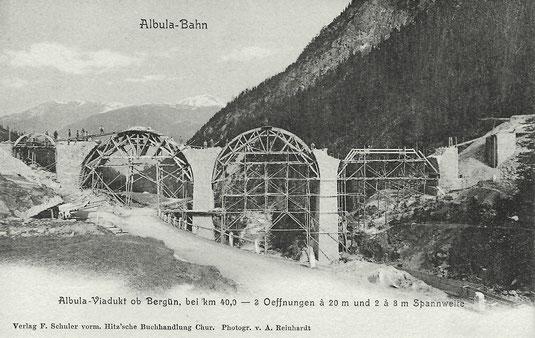 Verlag F. Schuler Chur, photographiert von A. Reinhardt